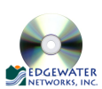 Edgewater Networks EdgeView Tenant:  Single Tenant