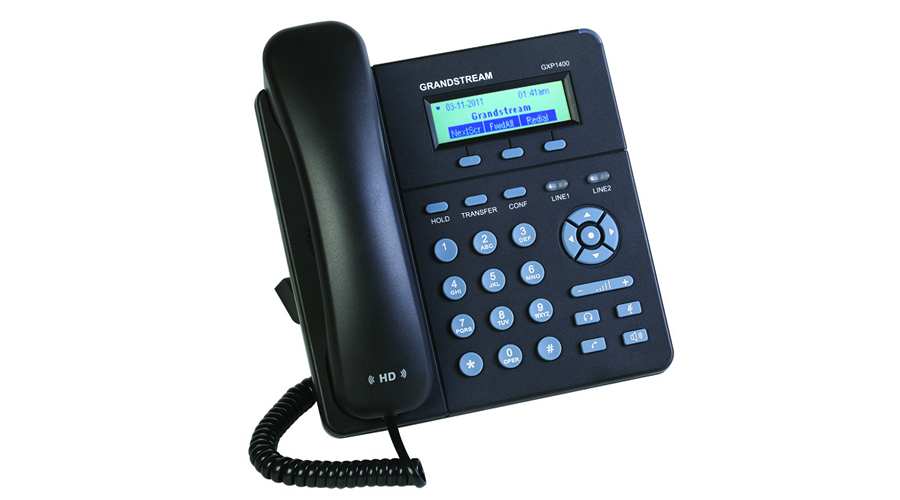 Grandstream GXP1405 Small-Medium Business HD IP Phone- OPEN BOX
