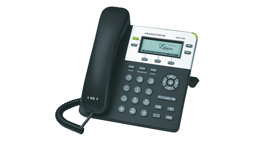 Grandstream GXP1450 Enterprise HD IP Telephone - Open Box