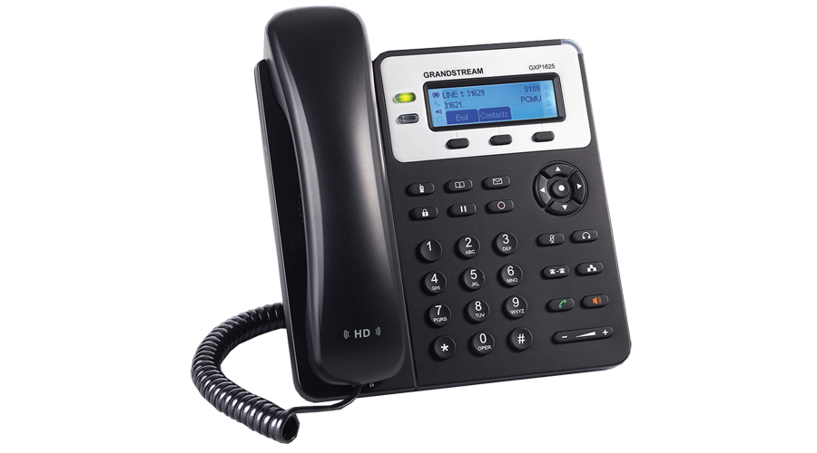 Grandstream GXP1625 Small Business HD IP Phone - Open Box