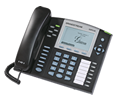 Grandstream GXP2120 6-line Executive HD Telephone - Open Box