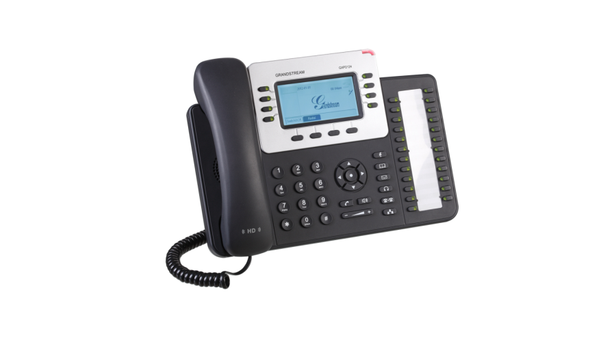 Grandstream GXP2124 4-line Enterprise HD IP Phone - Open Box