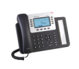 Grandstream GXP2124 4-line Enterprise HD IP Phone - Open Box (GXP2124-OB)