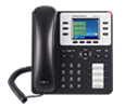 Grandstream GXP2130v2 3-Line Enterprise HD IP Phone with Bluetooth - Includes Power Supply