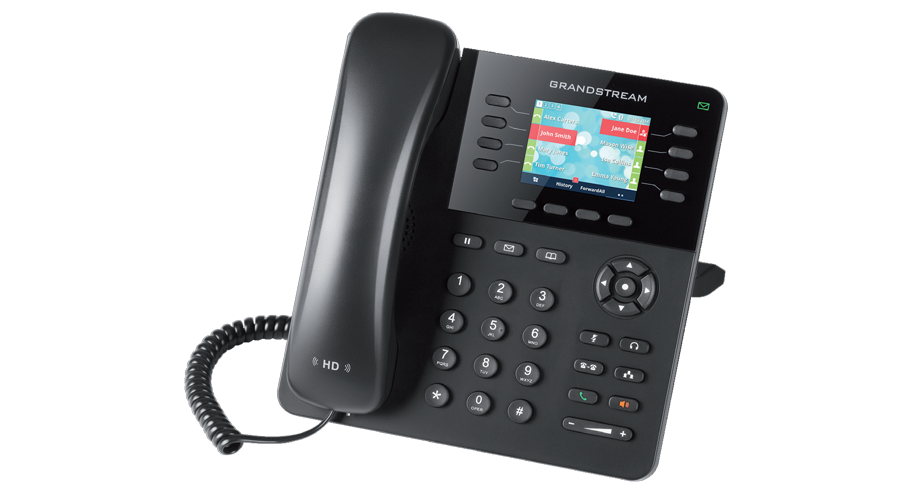 Grandstream GXP2135 Multi-line High Performance IP Phone - Open Box