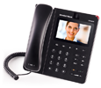"Grandstream GXV3240 - 6 Line IP Multimedia Video Phone With 4.3"" Touch LCD (GXV3240)"