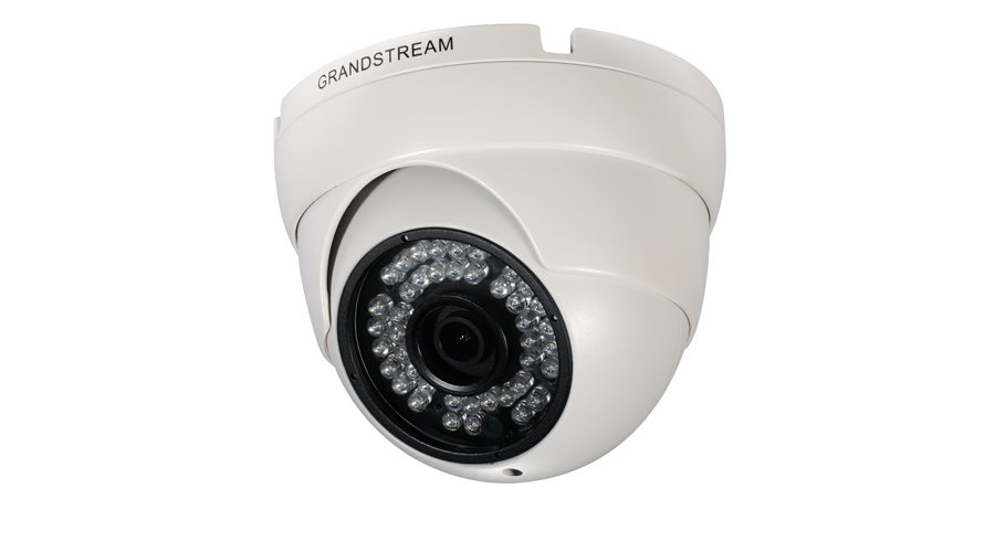 Grandstream GXV3610_FHDV2 Day/Night Fixed Dome HD IP Camera