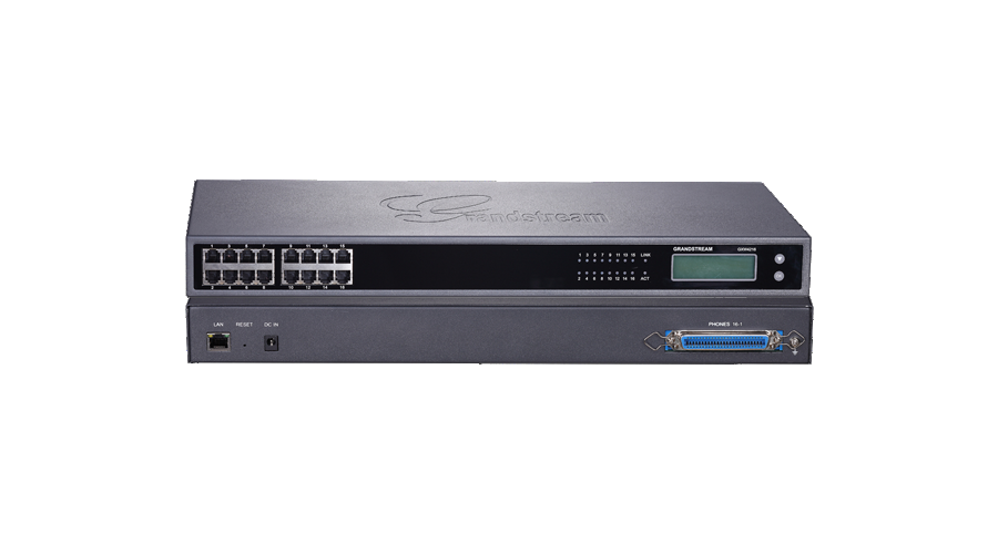 Grandstream GXW4216 FXS Analog VoIP Gateway - Open Box