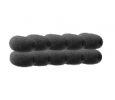 Jabra (GN Netcom) UC Voice 750 Black Mic Foam Covers (10 Pack) (14101-30)