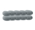 Jabra (GN Netcom) UC Voice 750 Gray Mic Foam Covers (10 Pack) (14101-33)