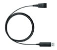 Jabra (GN Netcom) LINK 230 USB to QD Cable
