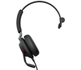 Jabra (GN Netcom) Evolve2 40 Over-the-Head Wired Monaural Headset - USBA