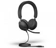 Jabra (GN Netcom) Evolve2 40 Over-the-Head Wired Binaural Headset - USBA (24089-999-999)