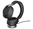 Jabra (GN Netcom) Evolve2 85 Over-the-Head Wireless Binaural Headset - Bluetooth with Stand