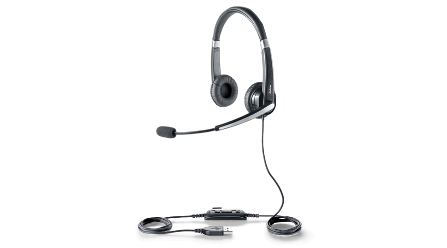 Jabra (GN Netcom) UC Voice 550 Duo MS - USB Headset