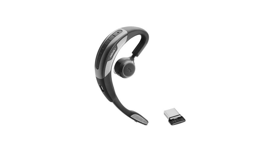 Jabra (GN Netcom) MOTION UC Headset w/ Microsoft Skype for Business