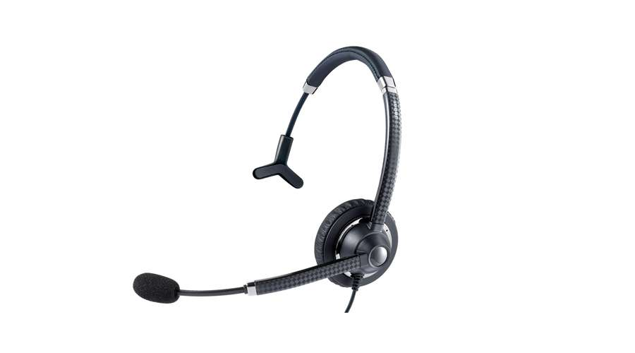 Jabra (GN Netcom) UC Voice 750 Mono Dark MS - USB Headset