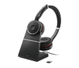 Jabra (GN Netcom) Evolve 75 Headset MS Stereo with Charging Stand (7599-832-199)