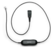 "Jabra (GN Netcom) GN1216 20"" Connecting Cord for Avaya 96xx/16xx Phones (8800-00-94)"