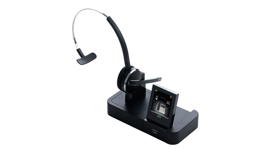 Jabra (GN Netcom) PRO 9460 Mono Wireless Headset with Touch Screen