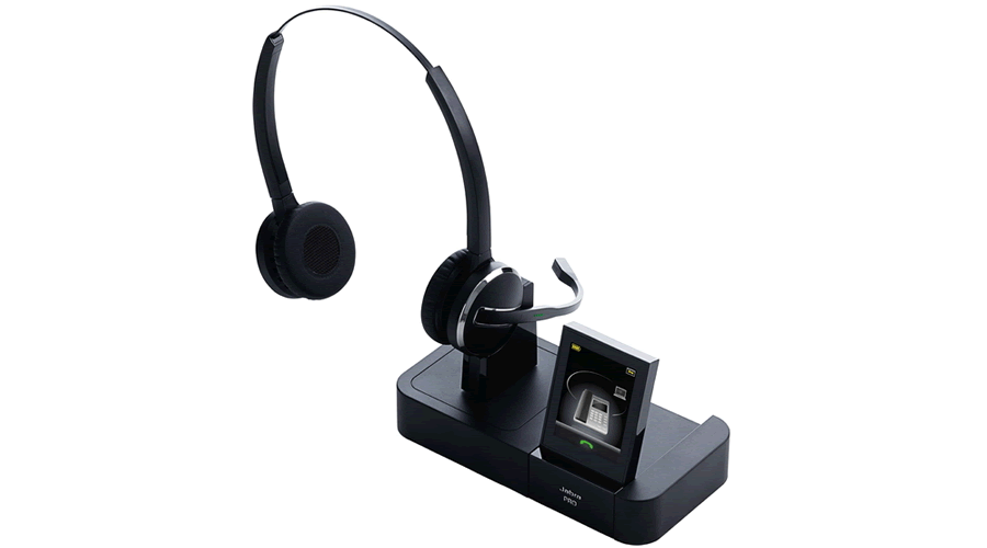 Jabra (GN Netcom) PRO 9460 Duo Wireless Headset