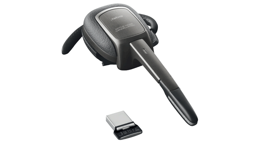 Jabra (GN Netcom) Supreme UC Bluetooth Headset - Optimized for UC