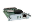 Cisco 1-Port 3RD Gen Multiflex Trunk Voice/WAN Interface Card T1/E1 (VWIC3-1MFT-T1/E1=)