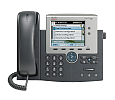 Cisco 2-Line Unified IP Phone 7945G - Spare (CP-7945G=)