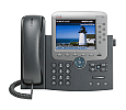Cisco 7975 IP Phone - 8 Line - Color Touchscreen Display - Spare (CP-7975G=)