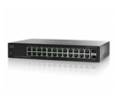 Cisco SG102-24  COMPACT 24-port Gig Switch-2 Mini-GBIC Ports (SG102-24-NA)