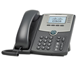 Cisco SPA514G - 4-Line IP Phone with 2-Port Gigabit Ethernet Switch, PoE, and LCD Display (SPA514G)
