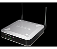 Cisco WRV210 Wireless QOS Router with Rangebooster - Open Box (WRV210-OB)