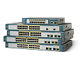 Cisco WS-CE520-8PC-K9 8 Port Switches with PoE
