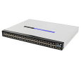 Cisco SRW248G4P 48 Port PoE 10-100 Switch - OPEX BOX (LSRW248G4P-OB)