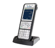 Mitel 612d DECT Business Phone v2 - Charcoal & Silver (50006863)