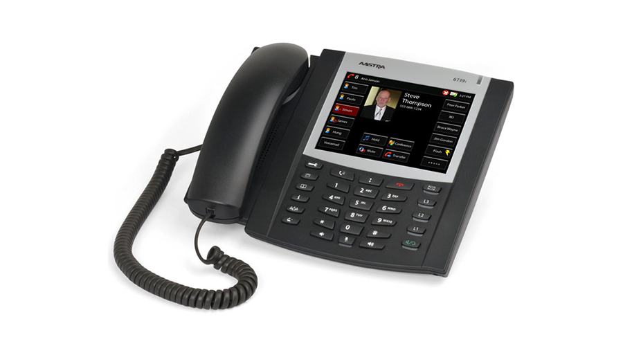 Mitel 6739 IP Phone - Does not Include Power Supply