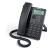 "Mitel 6863 2-Line SIP Desktop Phone with 2.75"" Monochrome LCD Display - Does Not Include Power Supply (80C00005AAA-A)"