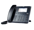 Mitel 6869 - 12-Line SIP Desktop Phone with 4.3 color LCD display  - Does Not Include Power Supply (80C00003AAA-A)