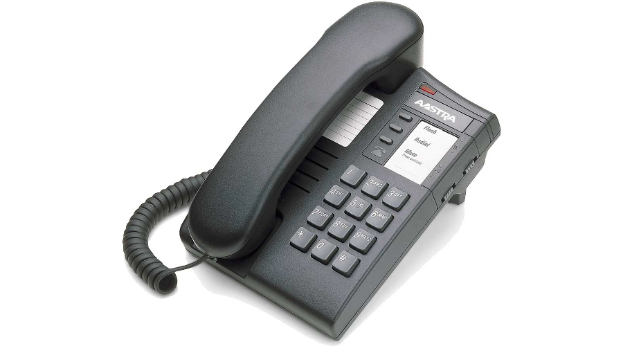 Mitel 8004 - Single Line Analog Telephone