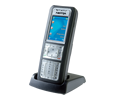 Mitel 632d DECT Business Phone - Charcoal & Silver (80E00013AAA-A)