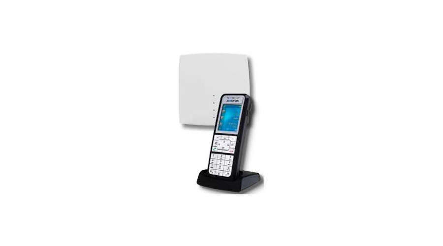 Mitel SIP DECT 622d Lite w/ One  DECT handset, RFP AC adapter. System license for 1 RFP