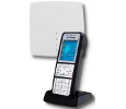 Mitel SIP DECT 622d Lite w/ One  DECT handset, RFP AC adapter. System license for 1 RFP (88-00004AUS-A)