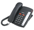 Mitel 9110 - Single Line Analog Phone - Charcoal (A1264-0000-1005)