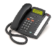Mitel M9116LP -  Analog Phone Charcoal LP incorporates PBX line power (A1265-0000-10-05)