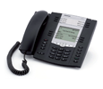 Mitel 6735 HD Audio and GigE, Expandable IP Telephone - Does not Include Power Supply (A6735-0131-1001)