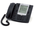Mitel 6737 HD Audio and GigE in an Advanced Featured, Expandable IP Phone - Does not include power supply (A6737-0131-1001)