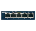 NetGear PROSAFE PLUS SWITCH, 5-PORT GIGABIT ETHERNET - GS105 (GS105NA)