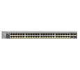 NetGear GS752TPv2 ProSafe 52-port Gigabit PoE/PoE+ Smart Switch (GS752TP-200NAS)