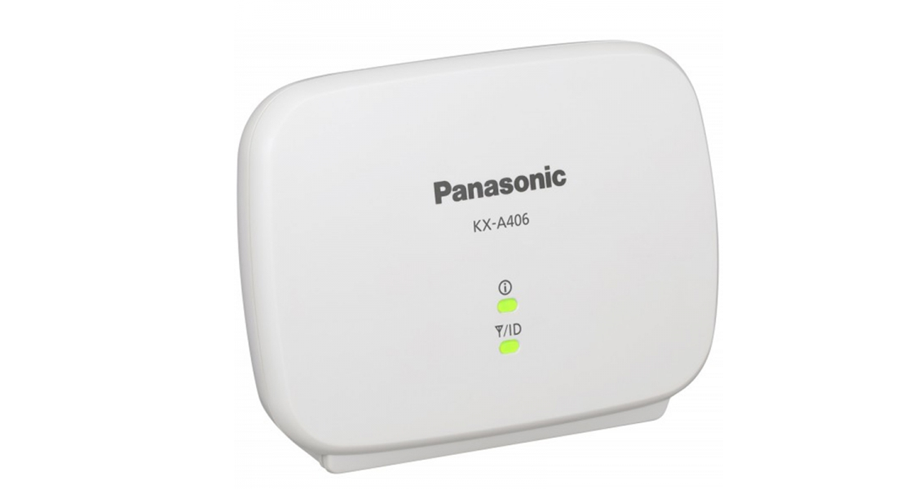 Panasonic KX-A406 Wireless Repeater - Open Box