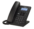 Panasonic KX-HDV130B - SIP Phone - Includes Power Supply - Open Box (KX-HDV130B-AC-OB)
